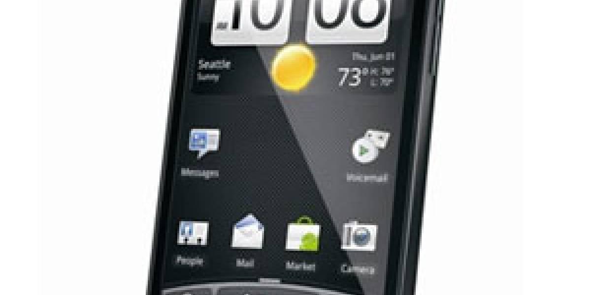 HTC EVO 4G es un éxito en ventas