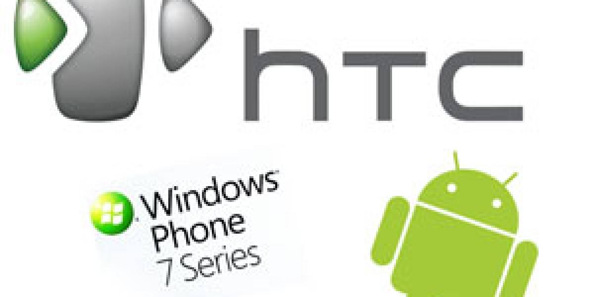 HTC está comprometido a seguir usando software de Microsoft y Google