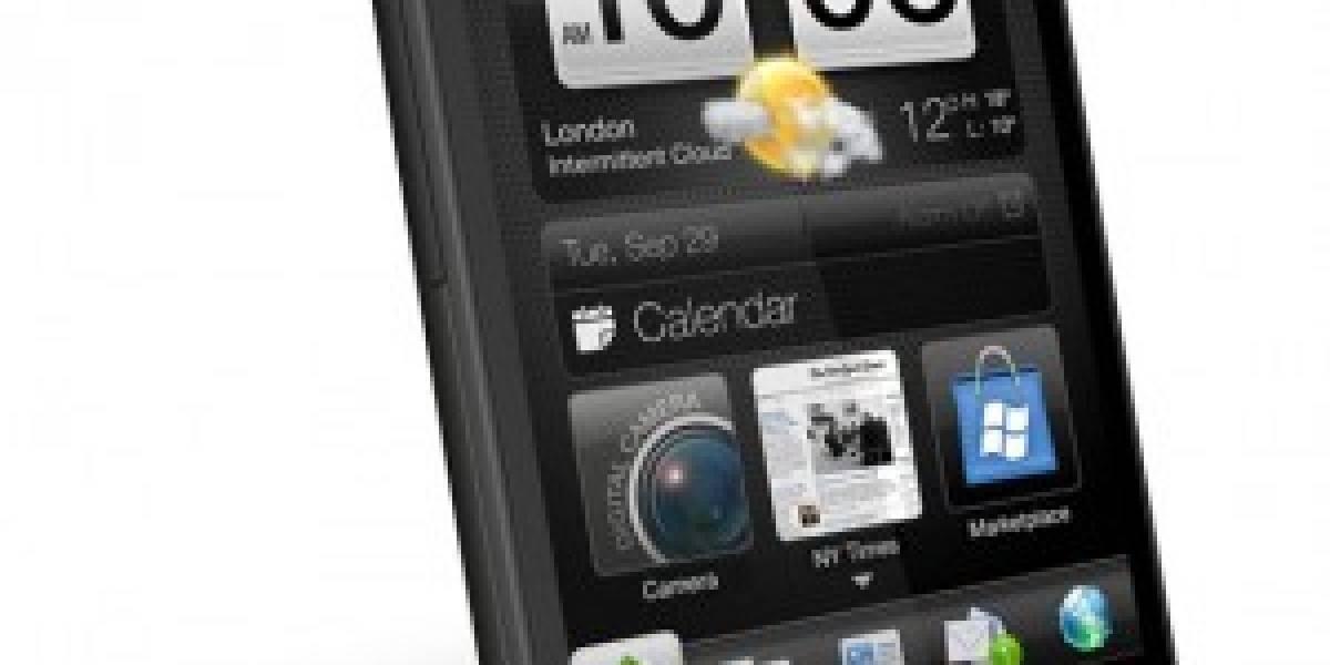 El HTC HD2 no se actualizará a Windows Phone 7 Series