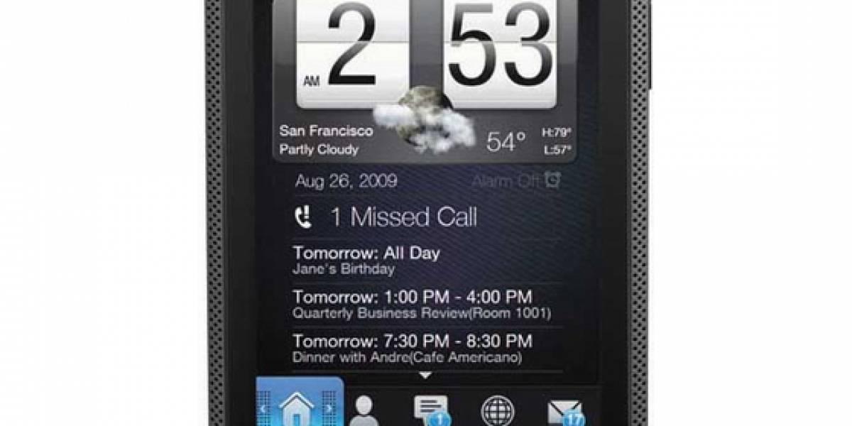 HTC Imagio: El móvil-TV