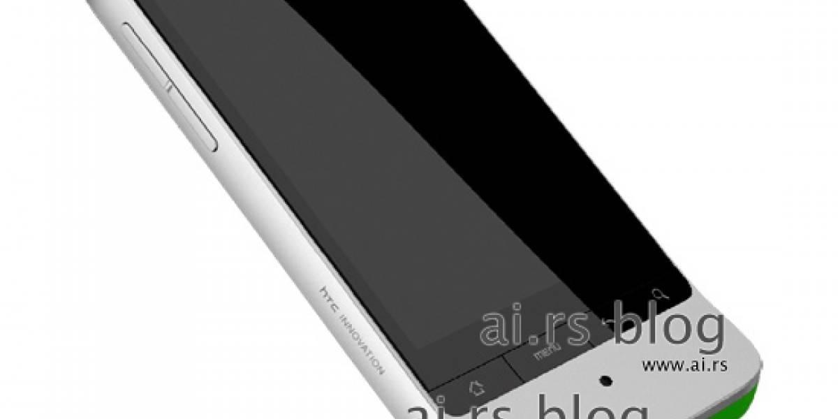 Se filtran más novedades del HTC Legend