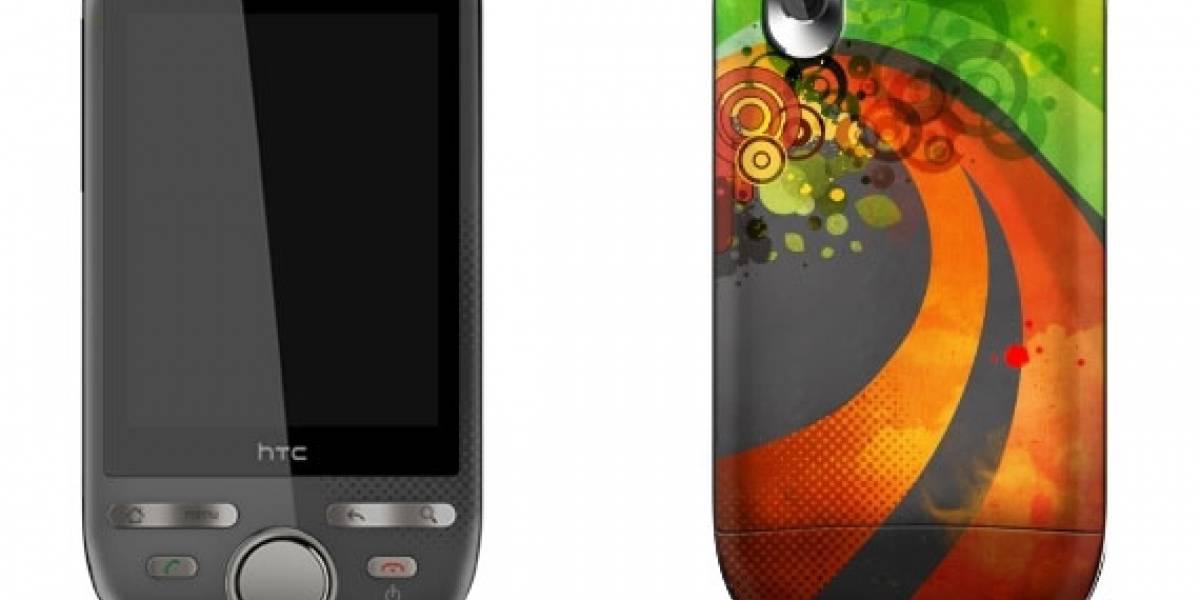 Elige o diseña la carcasa de tu HTC Tattoo