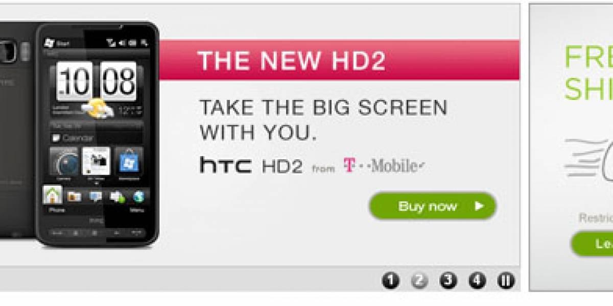 HTC anuncia su tienda en línea