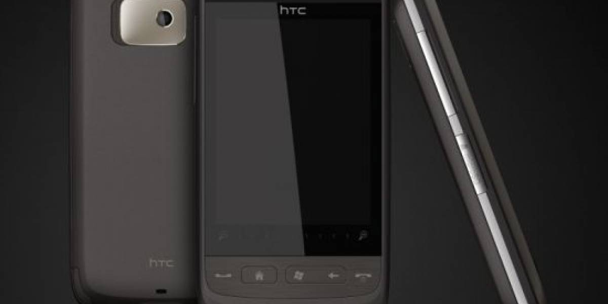 Lanzamiento HTC Touch2 T3333