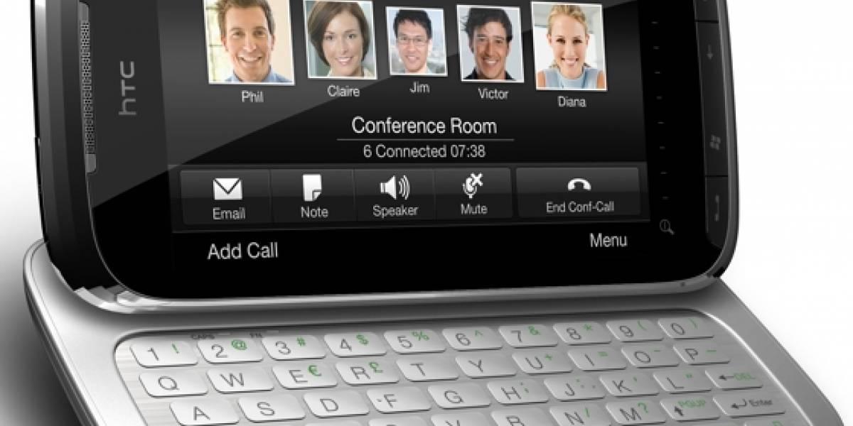 Video: HTC Touch 2 corriendo Windows Phone