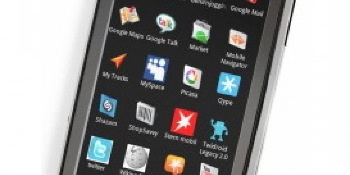T-Mobile Pulse: Androide de bajo costo y buenas prestaciones