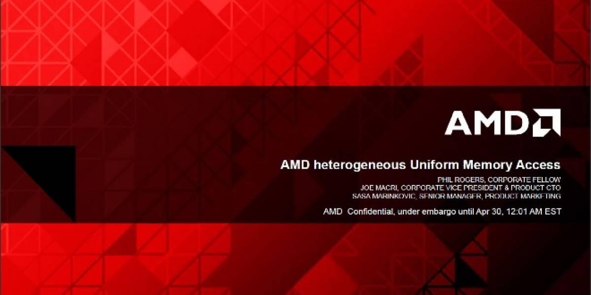 AMD hUMA: El próximo paso evolutivo de los controladores de memoria