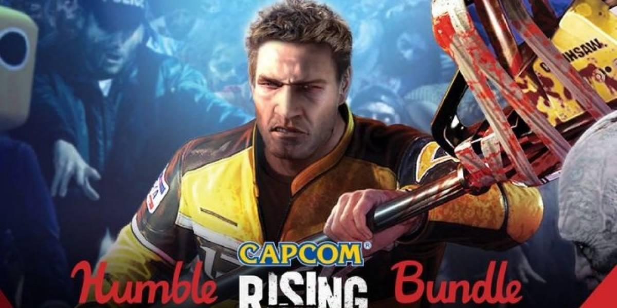 Humble Bundle ofrece 10 juegos de Capcom por 12 dólares