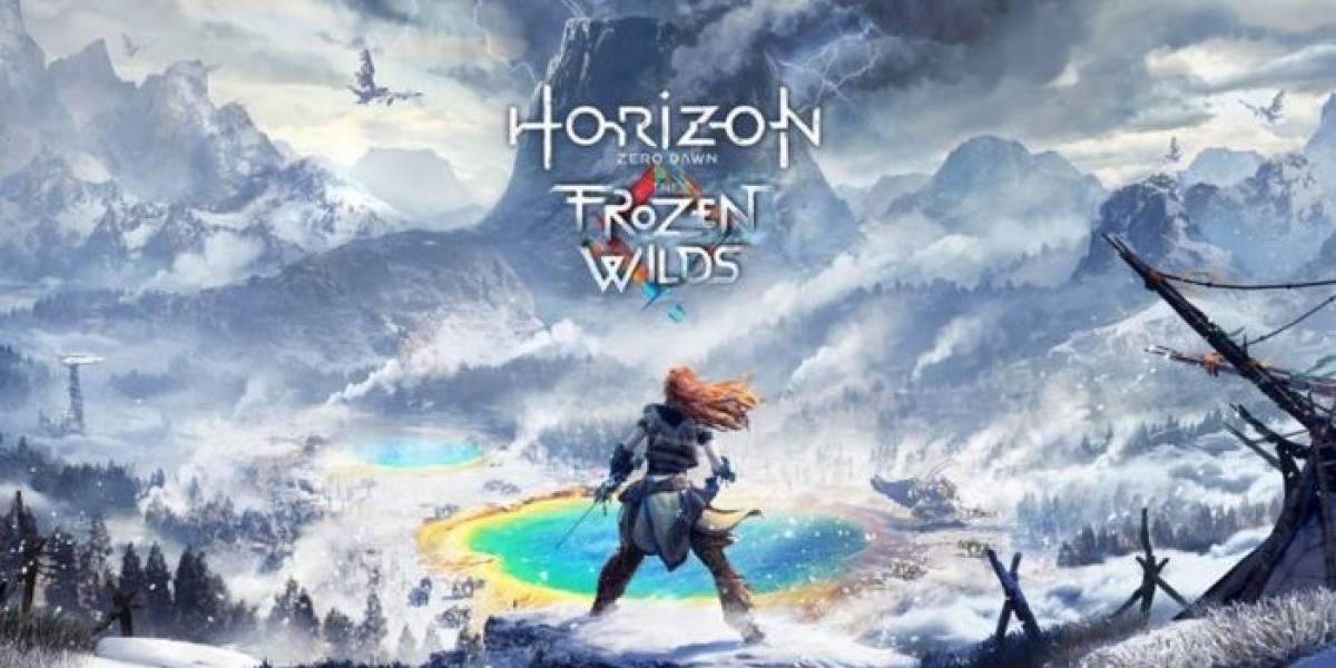 Ya hay fecha para Horizon Zero Dawn: The Frozen Wilds