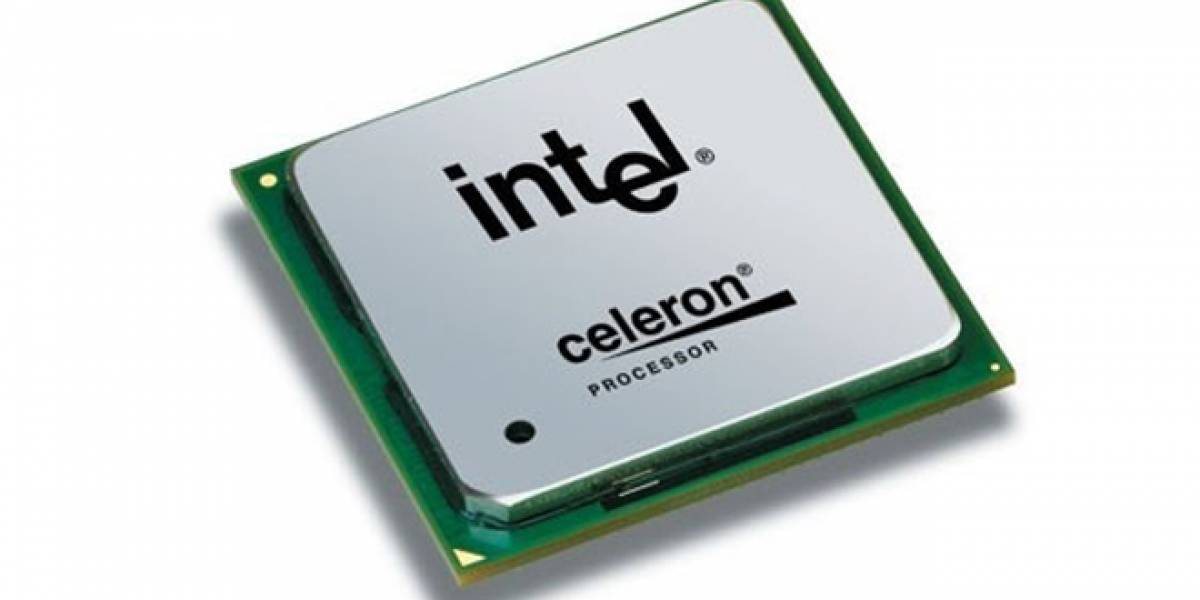 Intel lanzará dos nuevas CPU de bajo voltaje Celeron basadas en Sandy Bridge