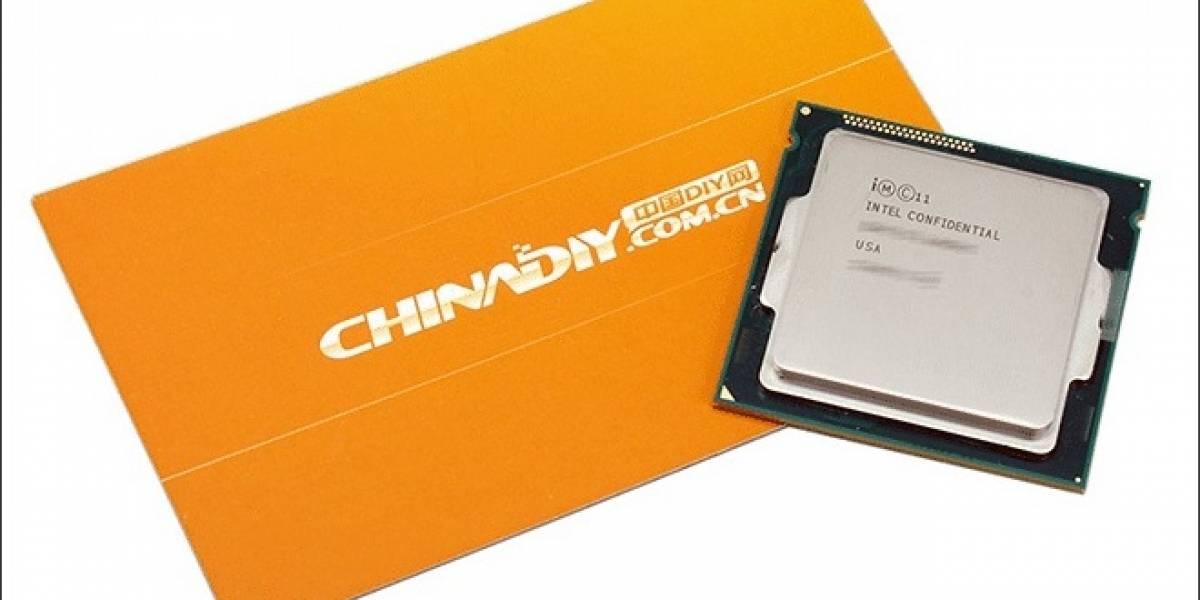"""CPU Intel Core i5 """"Haswell-DT"""" muestra de ingeniería probado con 3DMark"""