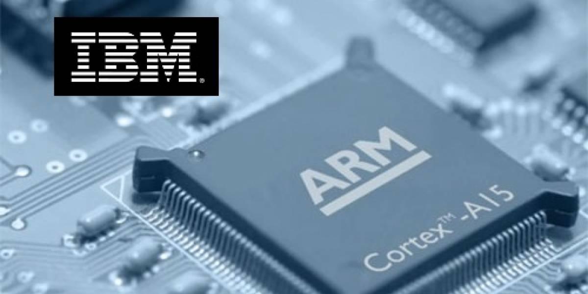 IBM se une oficialmente al ecosistema ARM