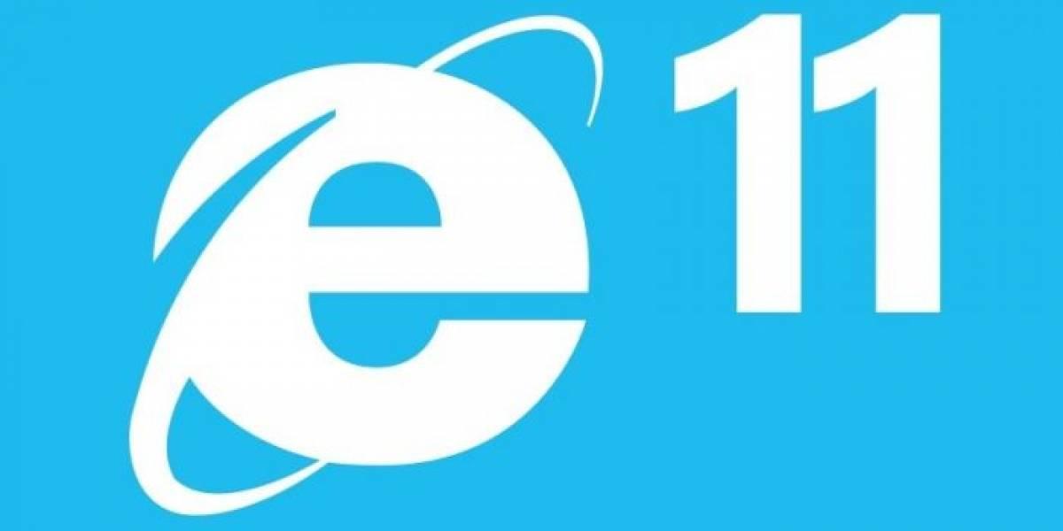 Internet Explorer cerró el 2013 con una cuota del 51.07%