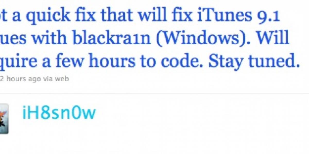 iPhones desbloqueados tienen problemas con el nuevo iTunes 9.1