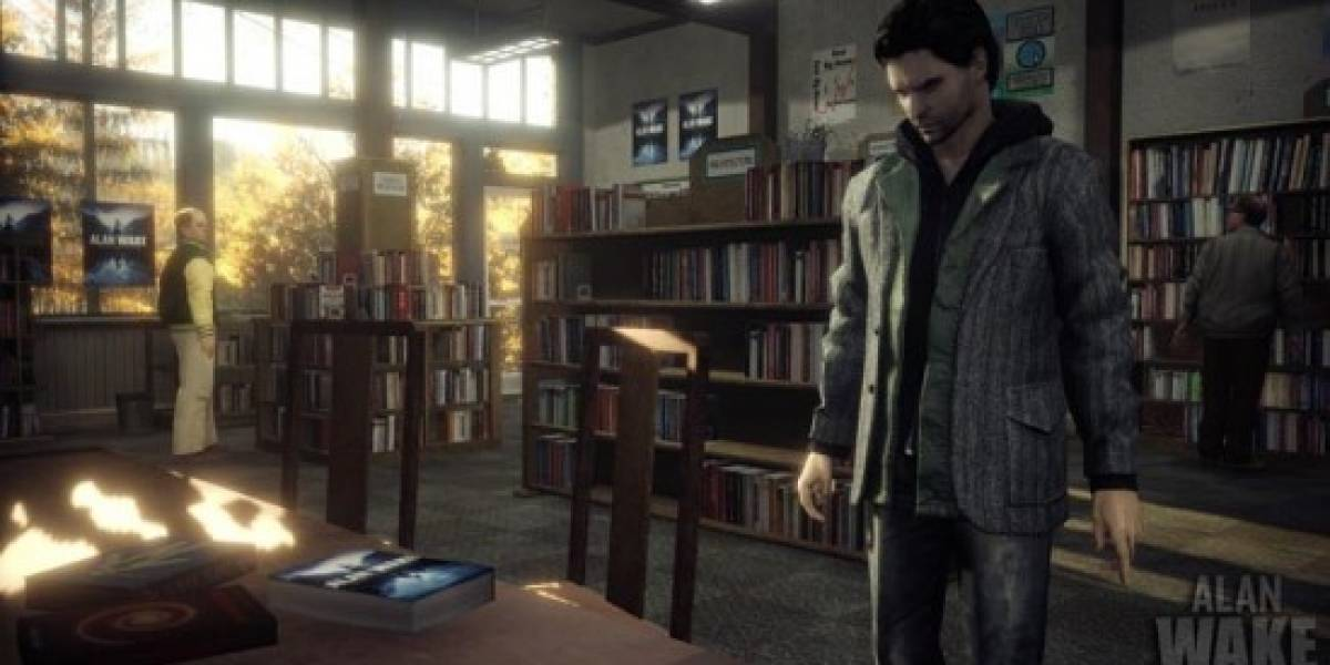 Alan Wake a 30fps y 720p