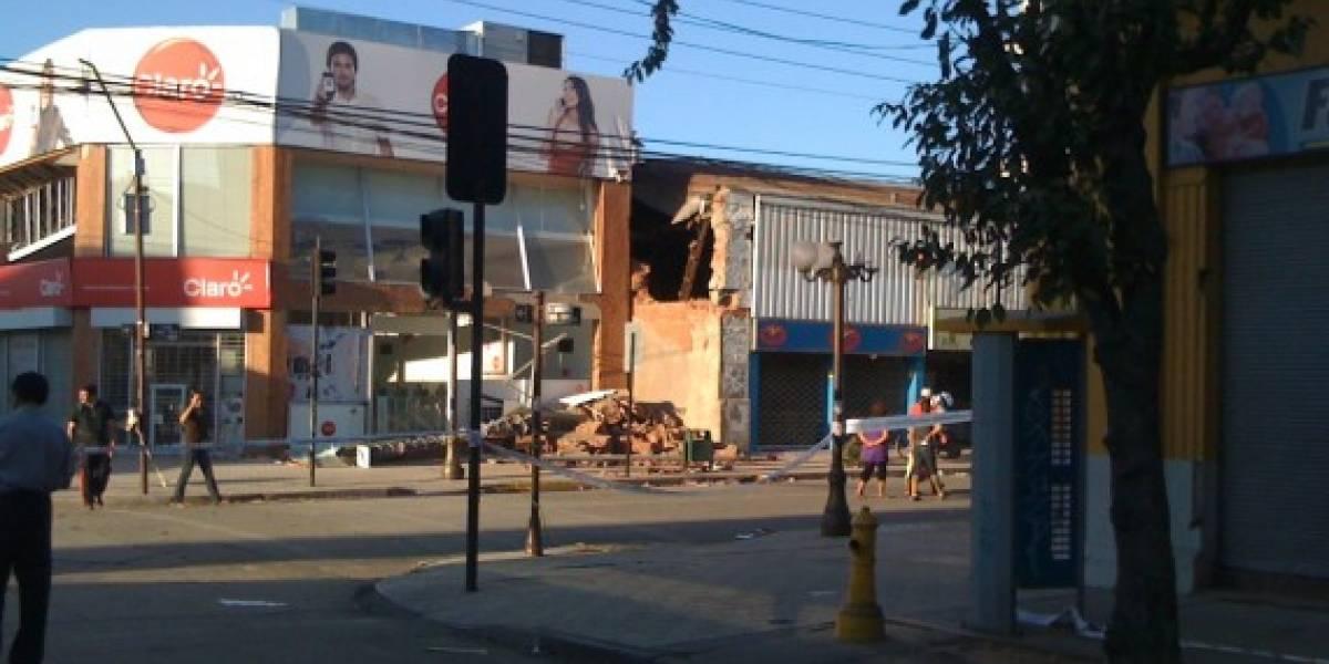 Terremoto Chile: Estado actual de las Telecomunicaciones (3 de Marzo)