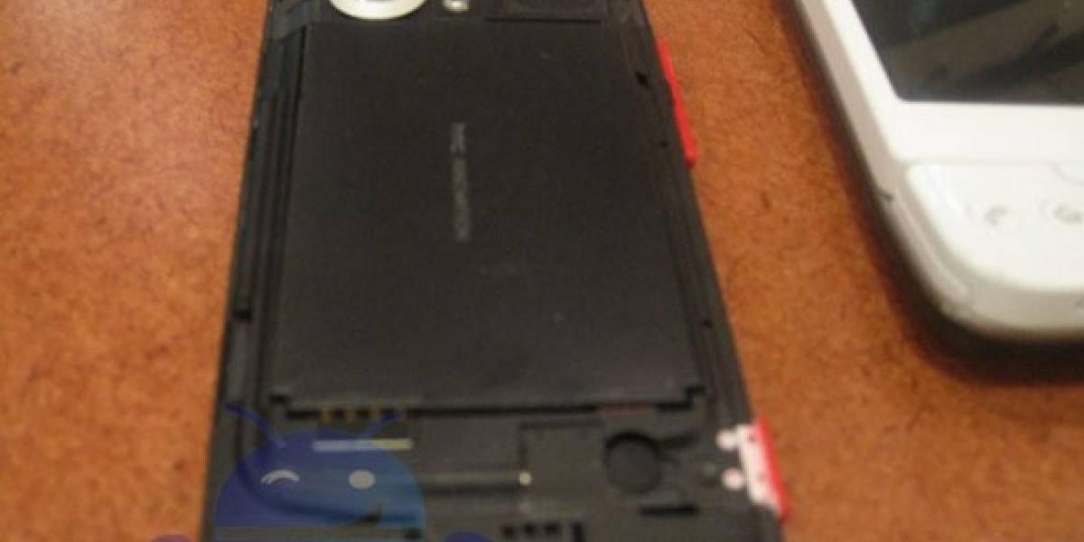 Nuevas imágenes del HTC Incredible