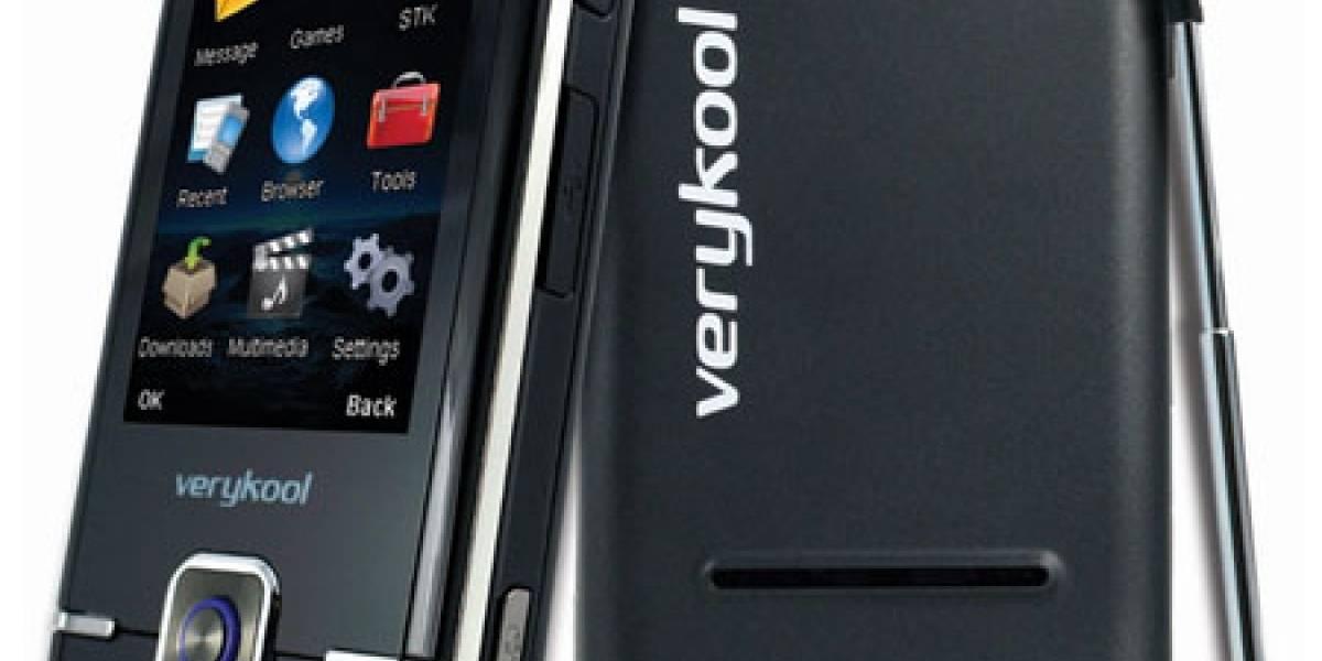 InfoSonics Verykool i270 Touch para América Latina