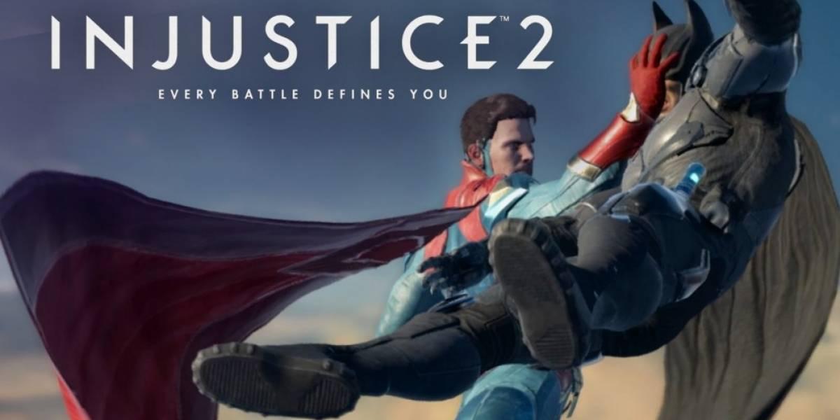 Injustice 2 se une a los eSports: Tendrá campeonato internacional para PS4 este año