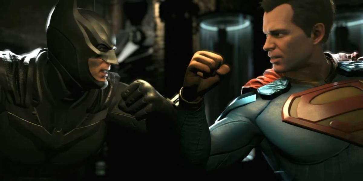 Vean el tráiler de lanzamiento de Injustice 2