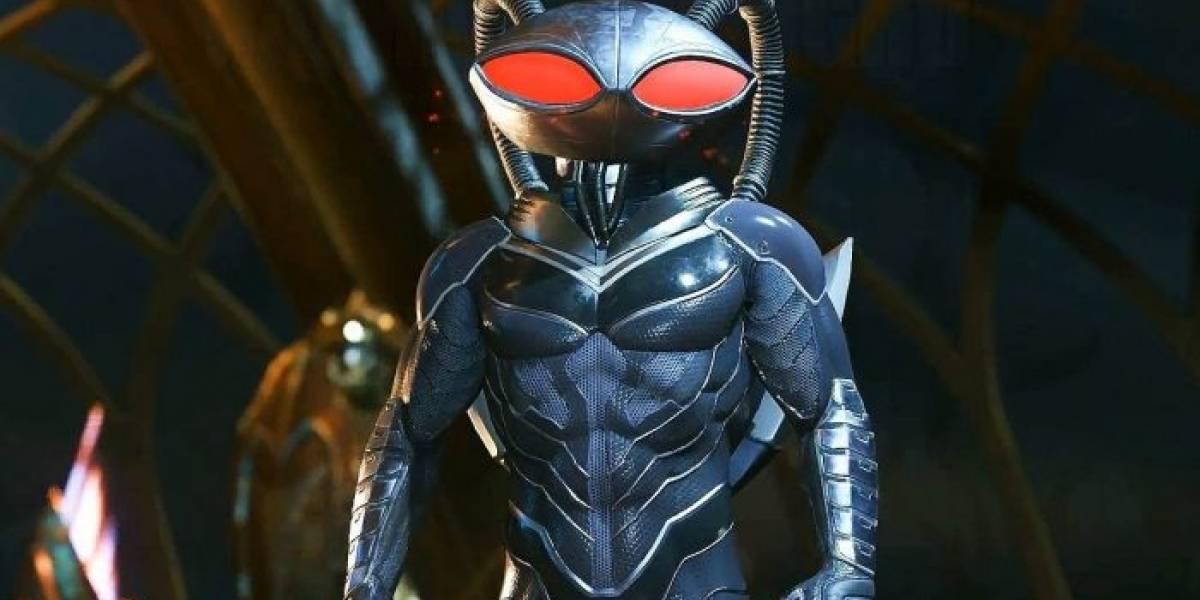 Black Manta ya está disponible para algunos jugadores de Injustice 2