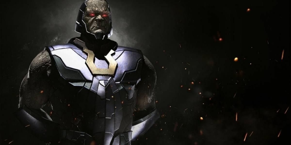 Darkseid se presenta en el nuevo tráiler de Injustice 2
