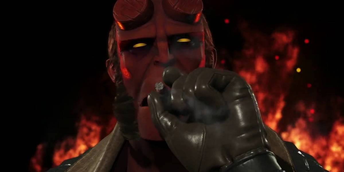 Hellboy, Black Manta y Raiden llegarán a Injustice 2 #gamescom2017