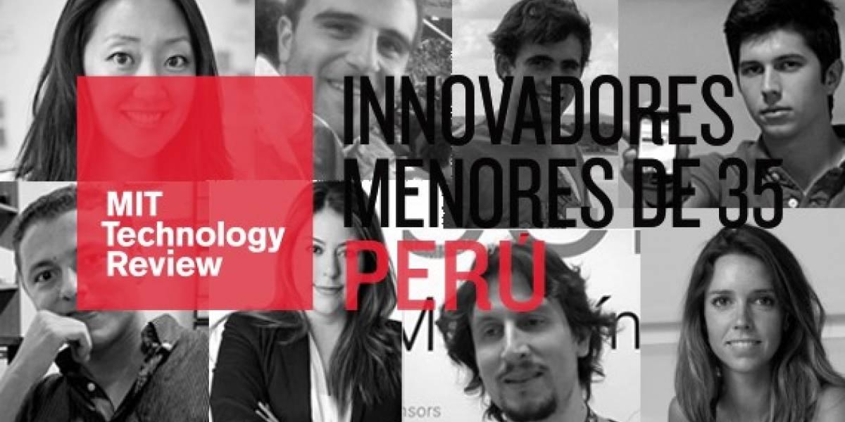 MIT Technology Review realiza en Perú los premios innovadores menores de 35 por primera vez