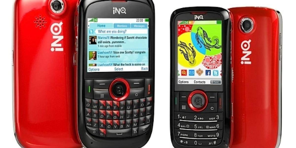 INQ Mini 3G e INQ Chat, los hermanos sociales