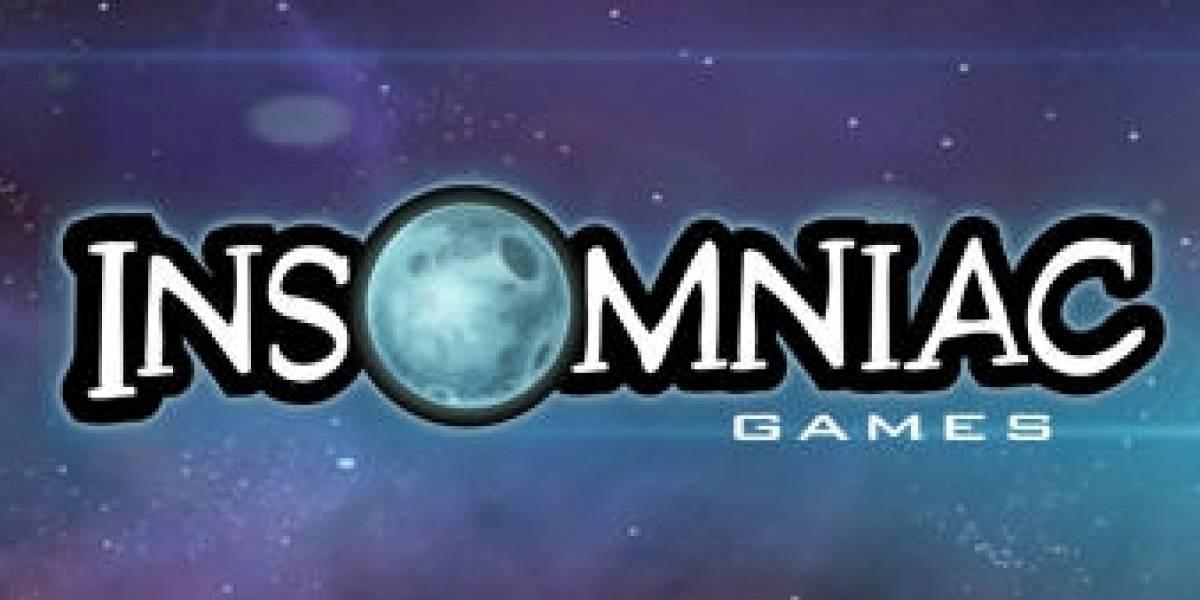 Insomniac Games trabaja en mas de un juego