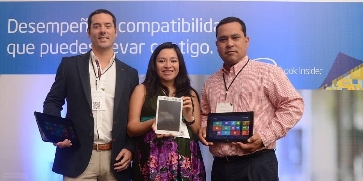 Intel: Tablets y 2en1 se posicionan como los dispositivos móviles favoritos de las mujeres