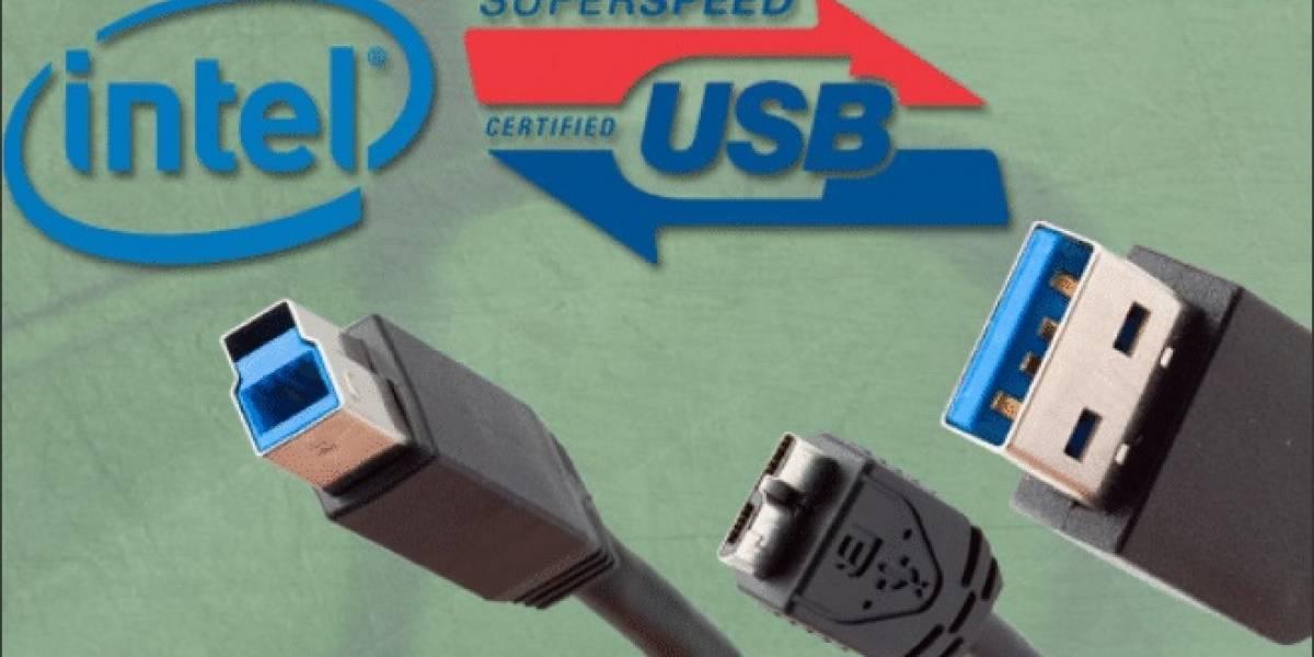 ¿Problemas con USB 3.0 causaron la postergación de los CPU Intel Haswell?