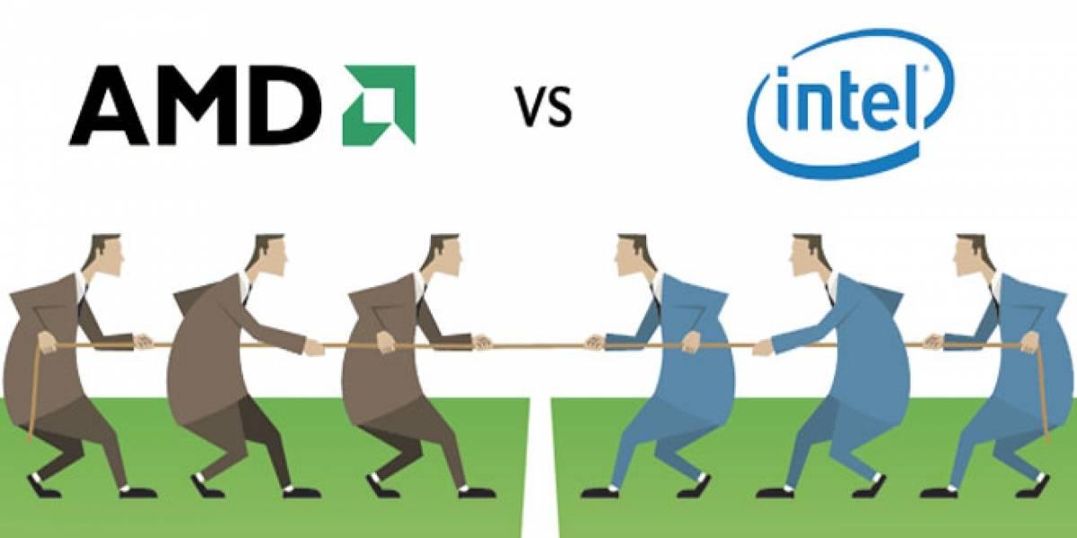 Ya nadie acusa a Intel de ser un monopolio