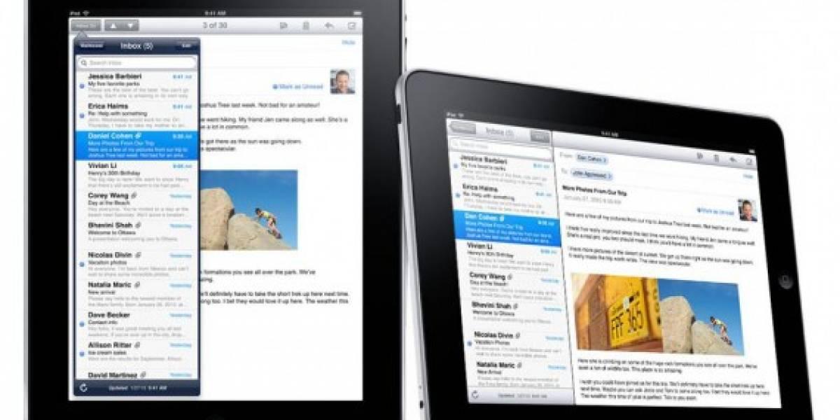 Apple ha vendido 2 millones de iPads