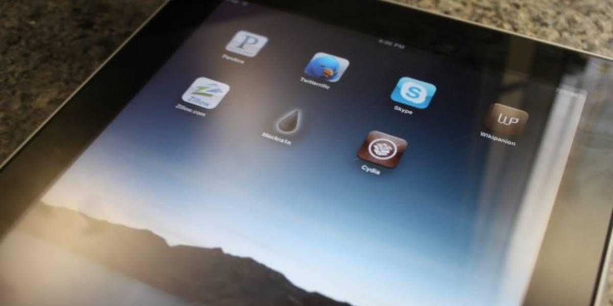 El iPad también fue jailbreakeado