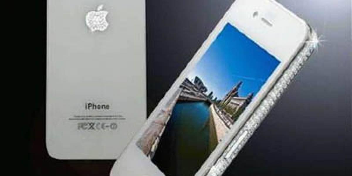 El iPhone 4 Diamond Edition es exactamente lo que imaginas