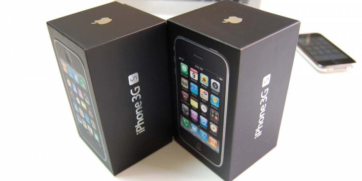 Desempaque: Apple iPhone 3G S de Movistar Chile [Vídeo]