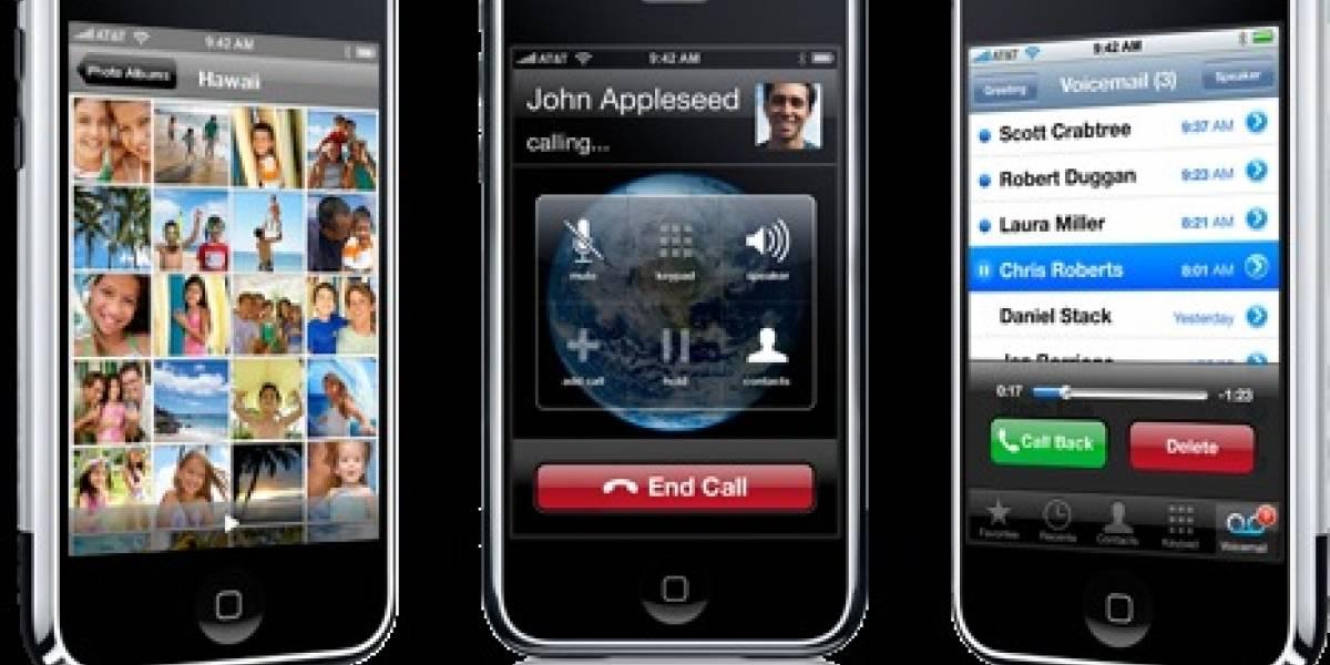 Apple deja de dar soporte al iPhone 2G