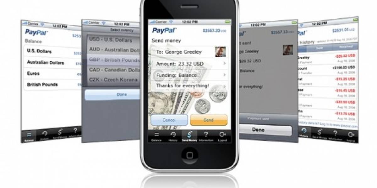 Android Market y App Store incorporarán Paypal