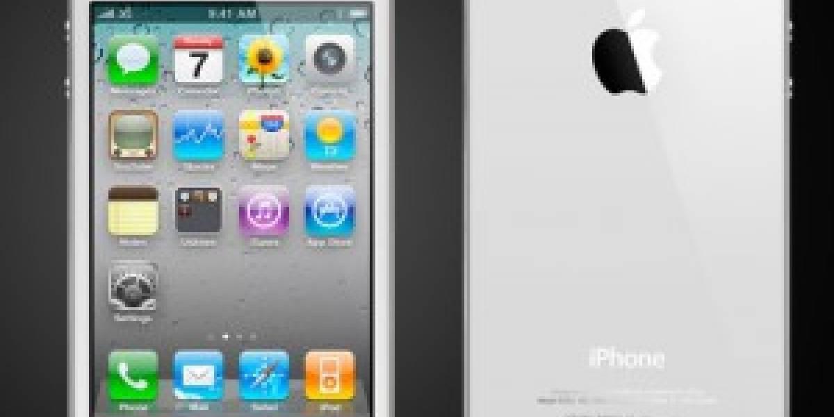 iPhone 4 blanco se atrasa otra vez