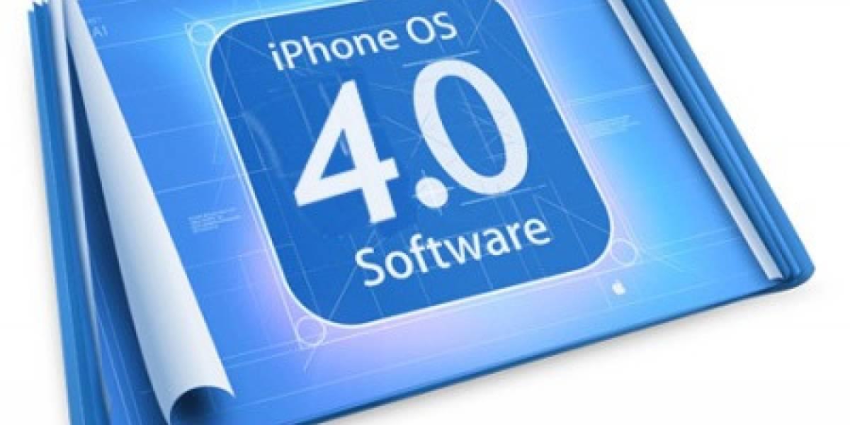 10 cambios que trae iPhone OS 4