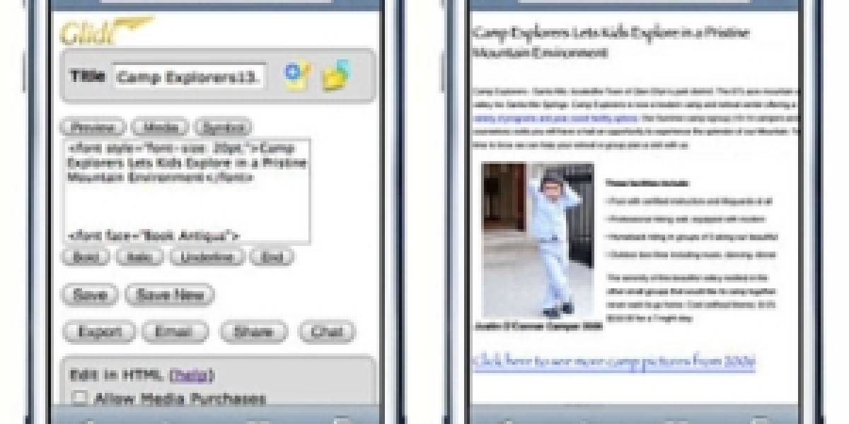 Pequeña compañía demanda a Apple por la navegación de Safari móvil