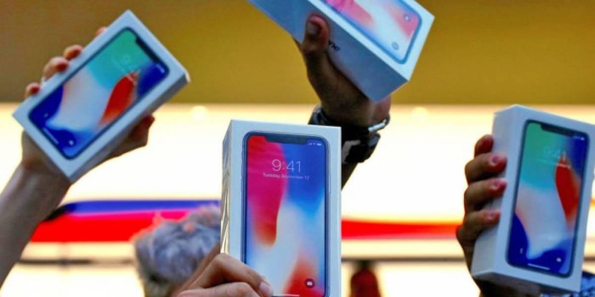 Hoy es el lanzamiento oficial del iPhone X en Chile