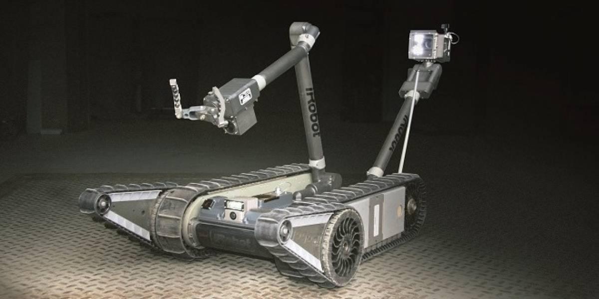 Conoce al robot que ayudó en la captura de un sospechoso del atentado en Boston