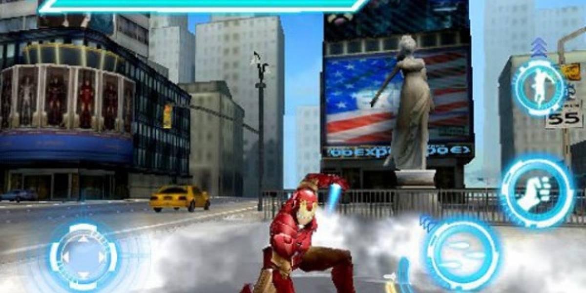 En unos días más saldrá a la venta Iron Man 2 para iPod Touch, iPad e iPhone