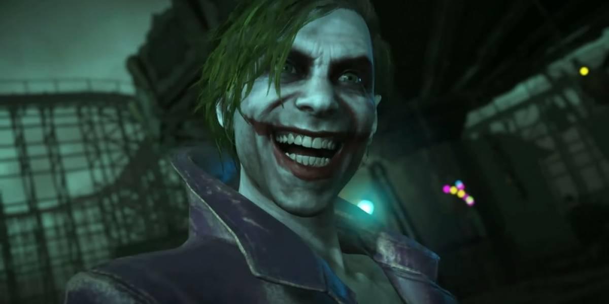 Confirman al Joker para Injustice 2 con un nuevo tráiler