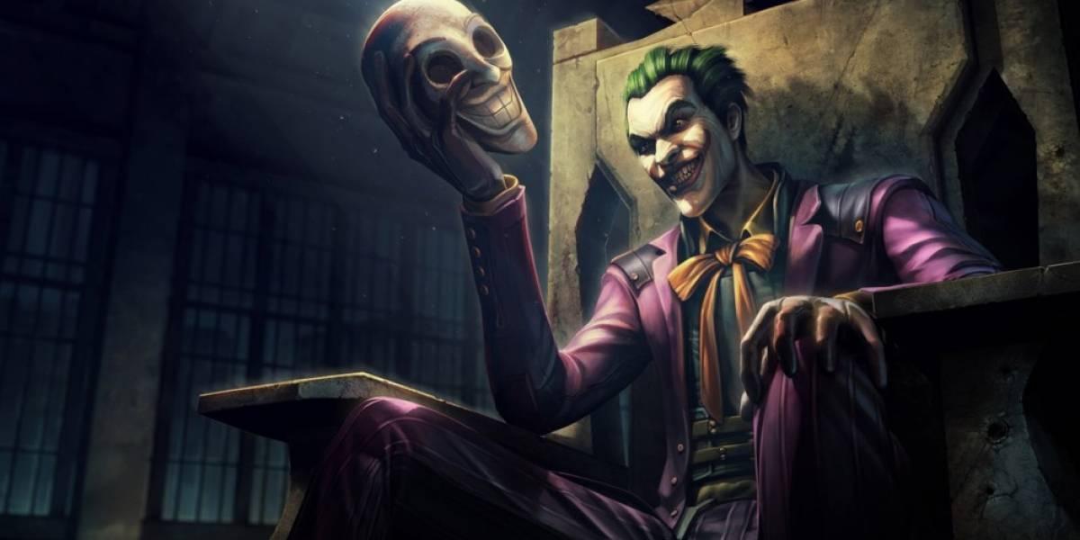 Filtran video con la jugabilidad del Joker en Injustice 2