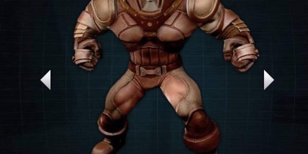 Juggernaut en exclusiva para los que pre-ordenen Marvel: Ultimate Alliance 2 en GameStop