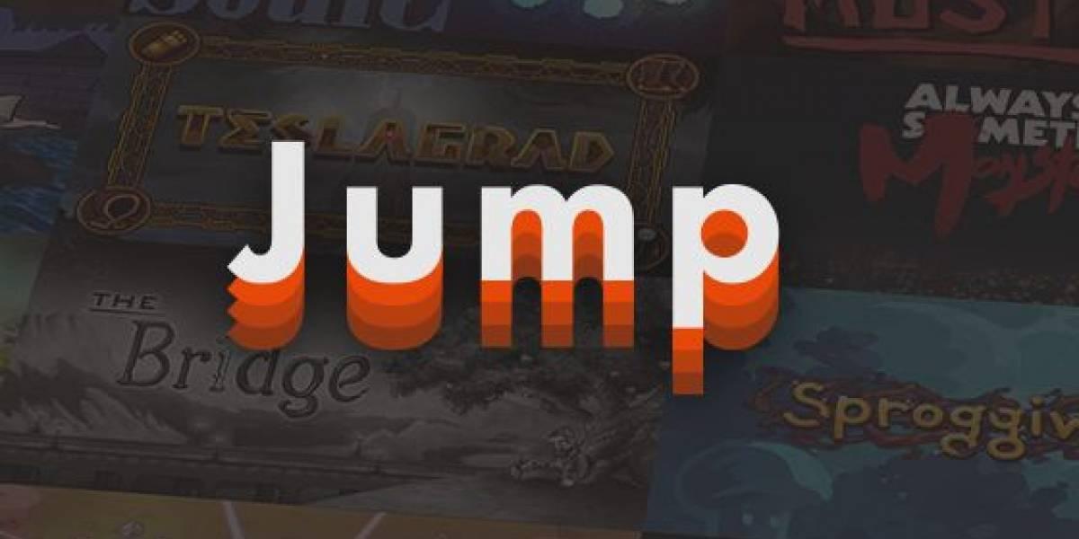 Jump, el nuevo Netflix de los juegos indie