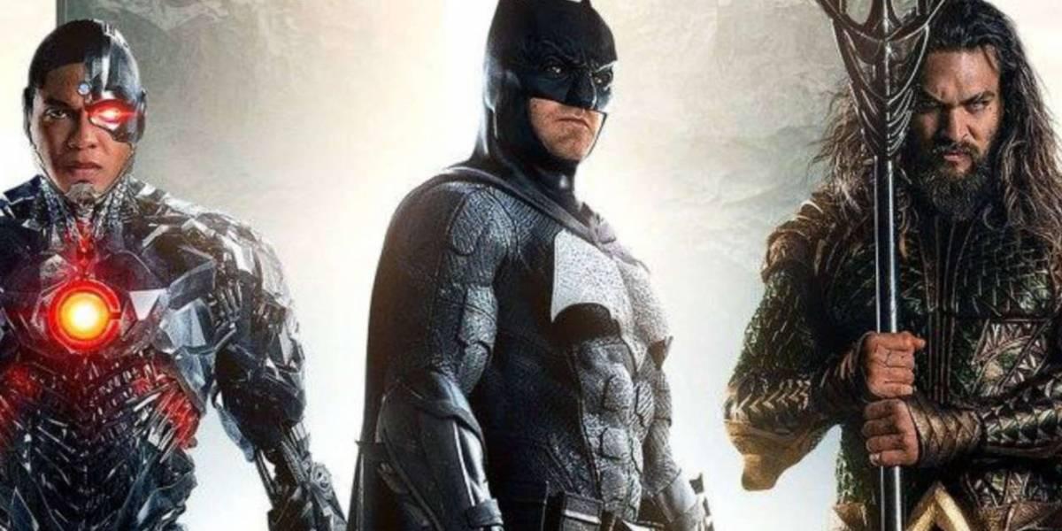 Justice League: Aquaman ya vio el Snyder Cut y le voló la cabeza